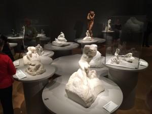 François Auguste René Rodin Exhibit