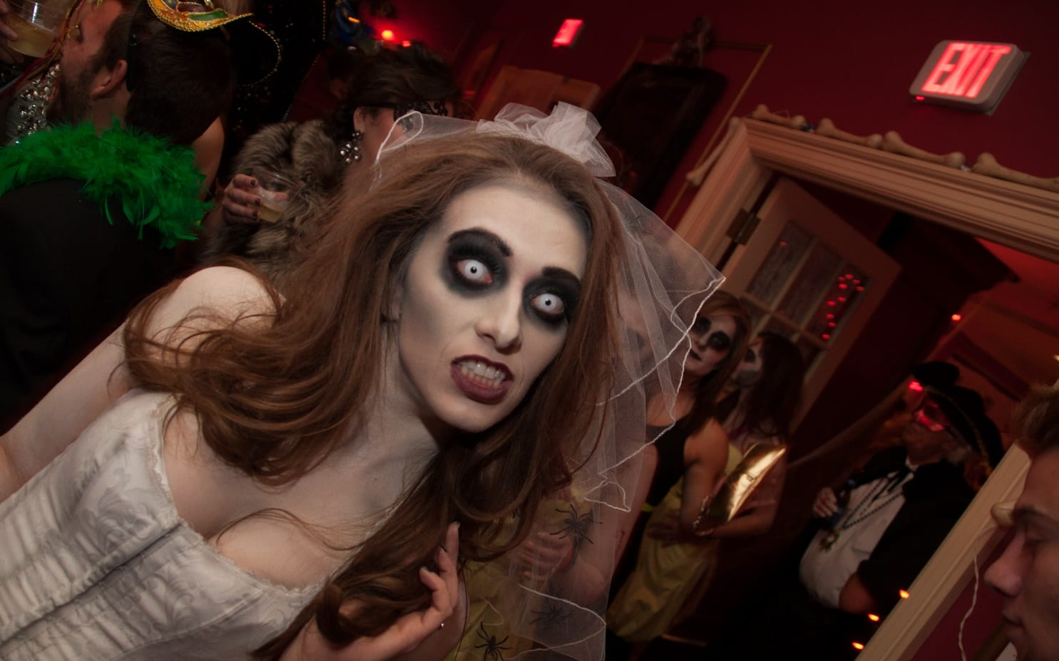 Hawthorne Halloween Party - Hawthorne Hotel