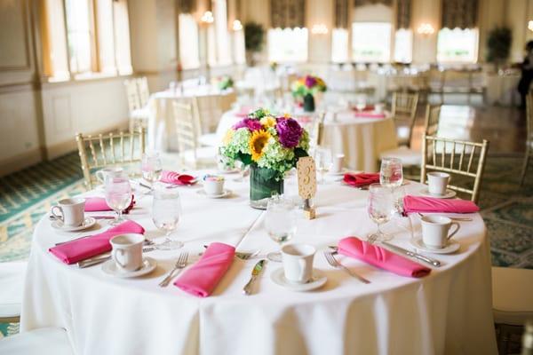 Hawthorne Hotel Wedding Menus & Catering